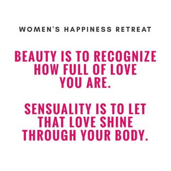 WR - Beauty Is To Recognize How Full of Love You Are. Leave Self-judgment Behind & Replace It With Self-compassion.