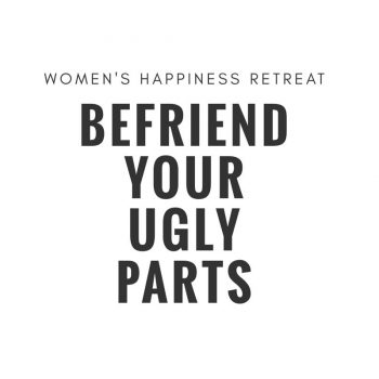 WR - Befriend Your Ugly Parts - Meditation